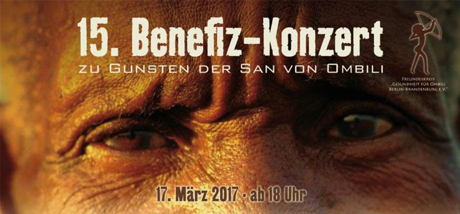 15. Benefiz-Konzert 2017