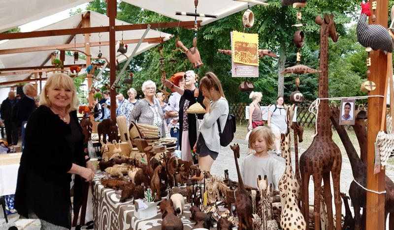 7. Wandlitzer Open Air Kunstmarkt